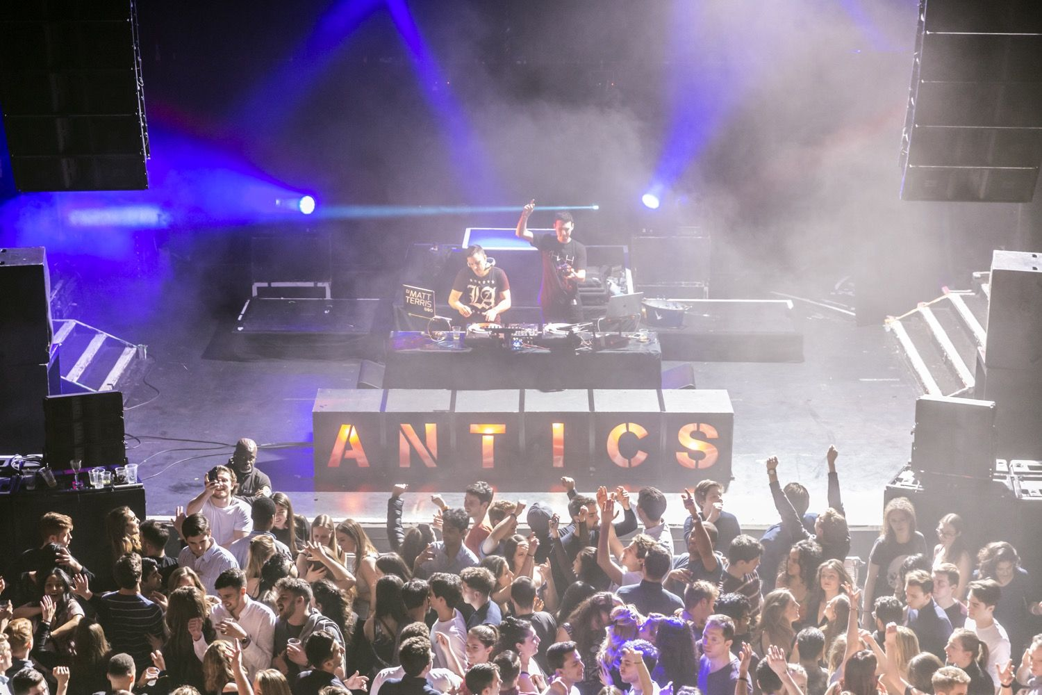 Antics Hip Hop Breaks Beats Bass Party KOKO Camden London