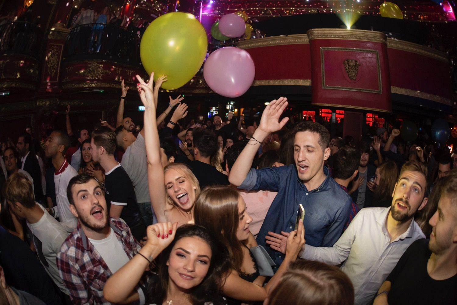 Buttoned Down Disco Indie Dance Party KOKO Camden London