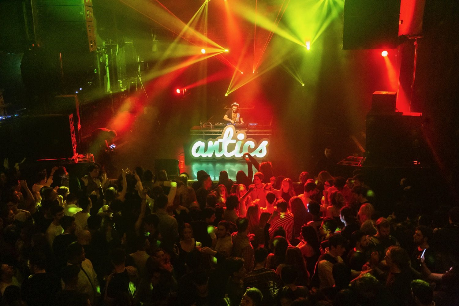 Antics Hip Hop Beats Breaks Party KOKO Camden London