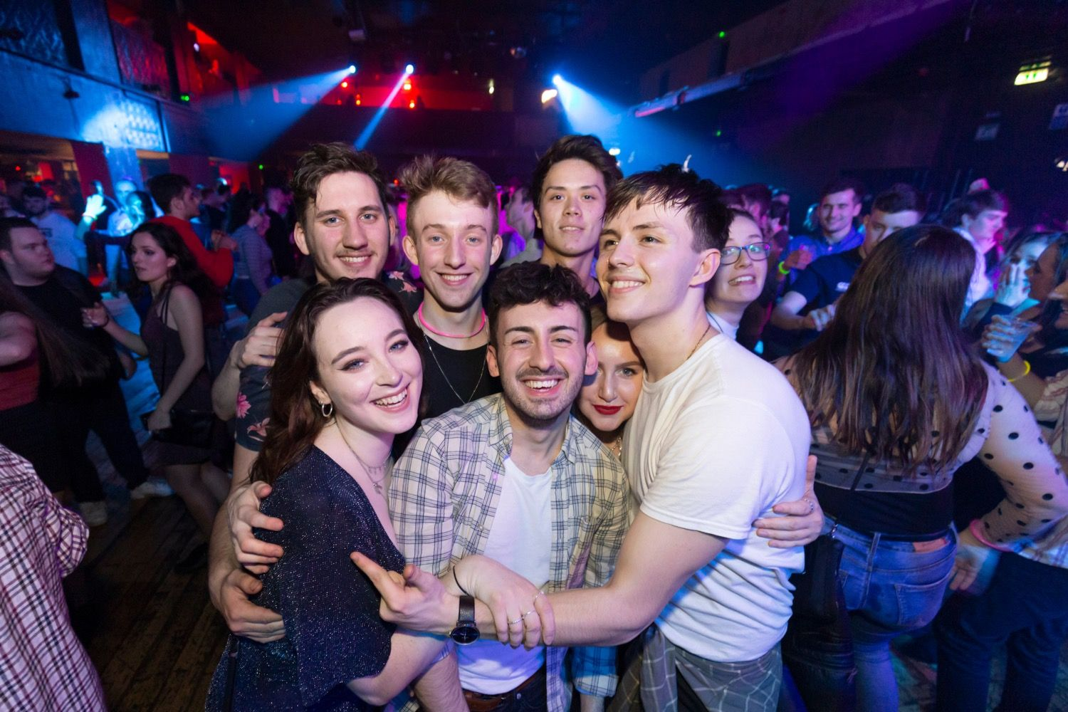 Buttoned Down Disco Indie Dance Party Camden Electric Ballroom London