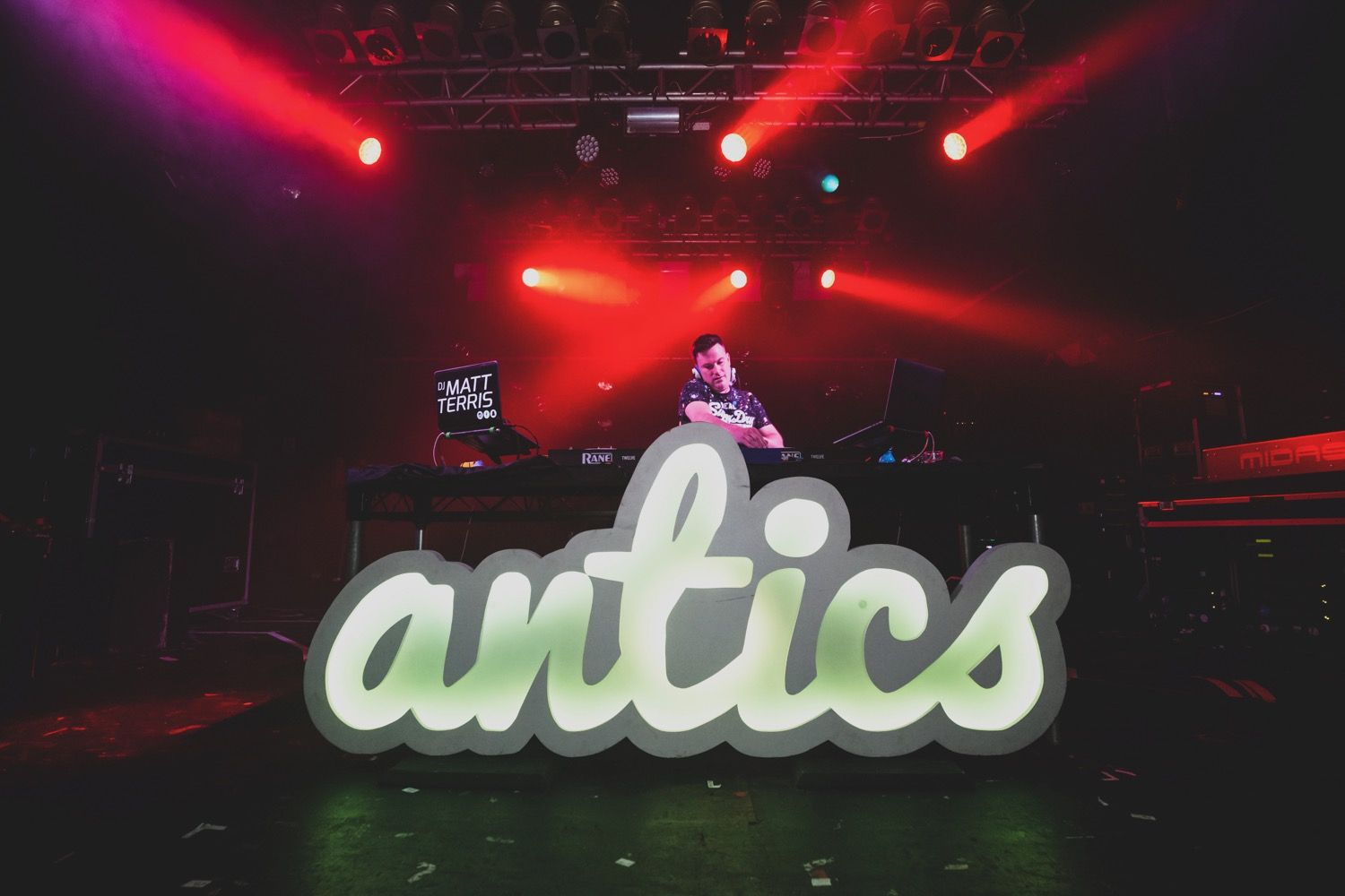 Antics Hip Hop Cool Pop Breaks Beats Party Electric Ballroom Camden London