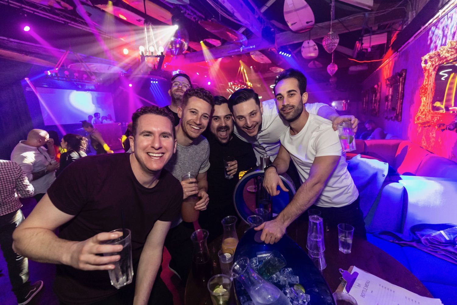 Buttoned Down Disco Indie Dance Party Fest Camden London
