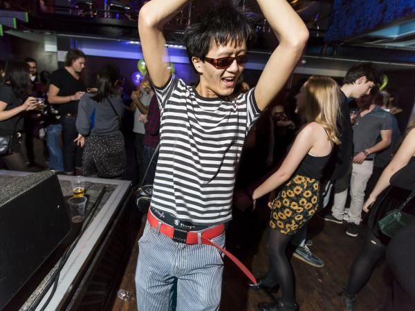 Buttoned Down Disco